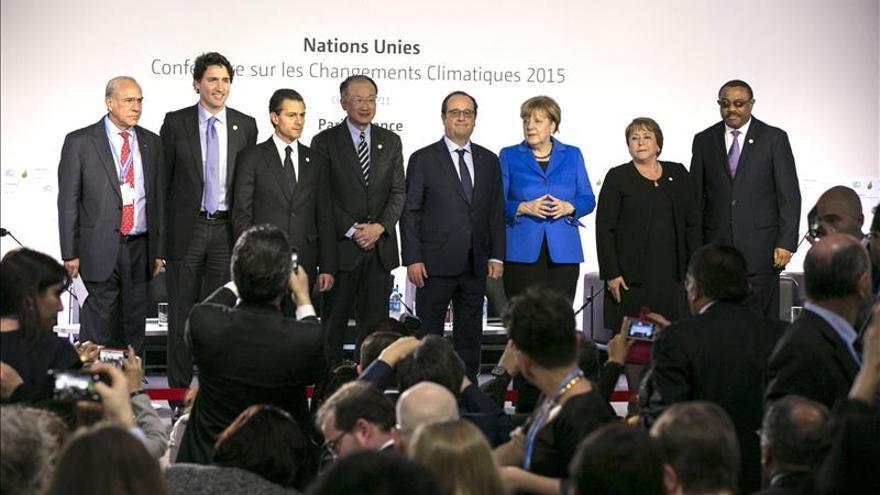 La cumbre del clima comienza a negociar tras el impulso de los líderes