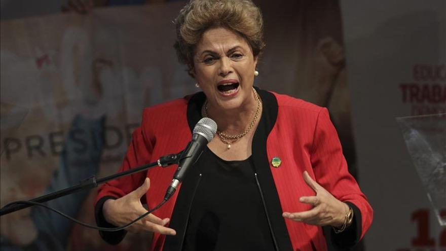 La Cámara inaugura mañana la comisión que decidirá si Rousseff es juzgada