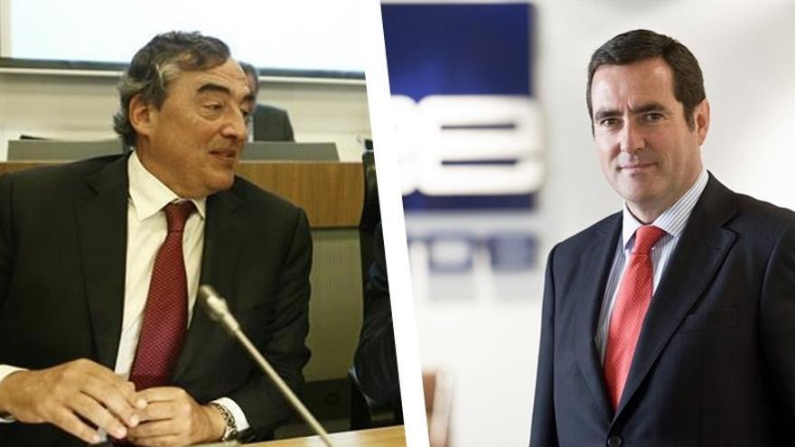 Rosell y Garamendi se disputan este miércoles la presidencia de una CEOE abocada a la renovación