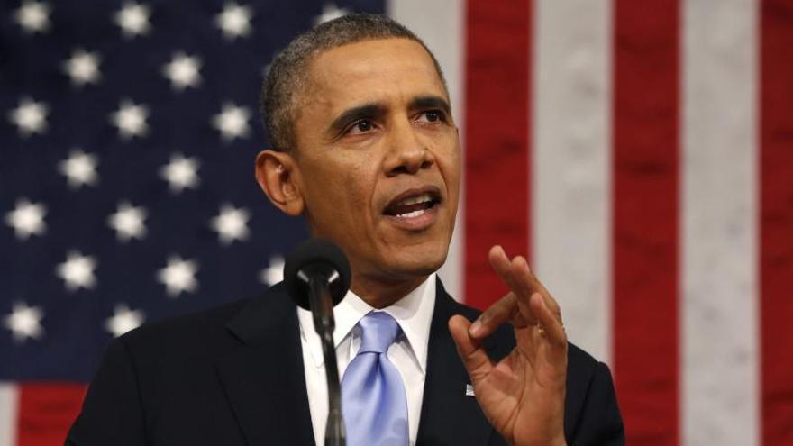 Obama reafirma su promesa de reformar el espionaje sin mencionar a Snowden