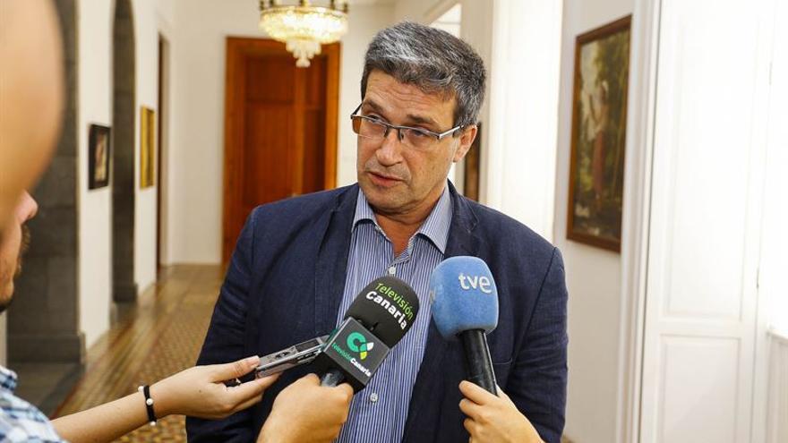 Javier Doreste, concejal de Urbanismo del Ayuntamiento de Las Palmas de Gran Canaria.