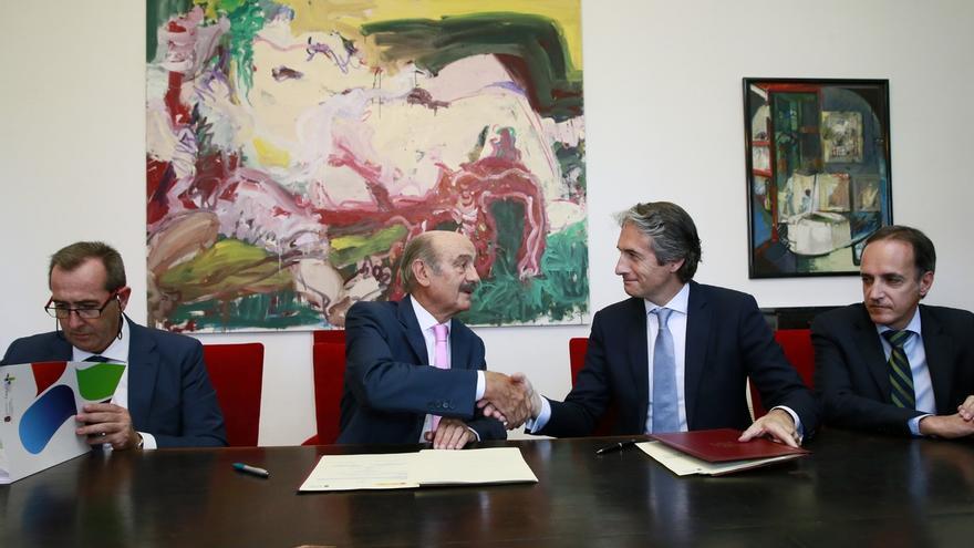 Cantabria recibirá este año 7,6 millones de Fomento para la ejecución del plan de vivienda