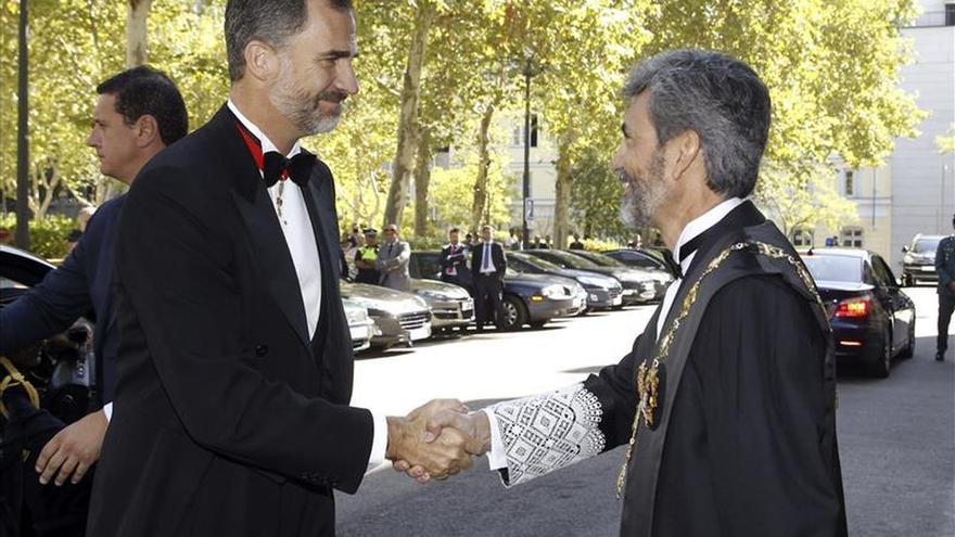 El Rey abrirá el Año Judicial el 8 de septiembre junto a la nueva fiscal general