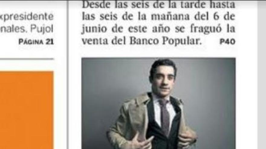 El País: rectificación