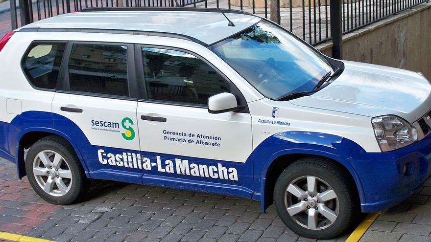 Vehiculo Sescam / Foto: siempremolinicos | wikipedia