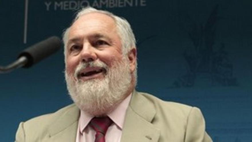 El ministro de Agricultura, Alimentación y Medio Ambiente, Miguel Arias Cañete. (EUROPA PRESS)