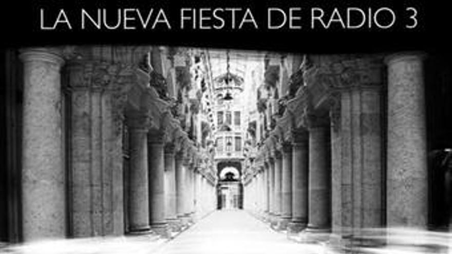 Cartel de Albacetown, festival musical de Radio 3