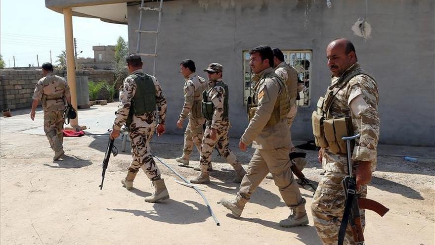 Mueren 13 yihadistas en intensos ataques de la coalición en el norte de Irak