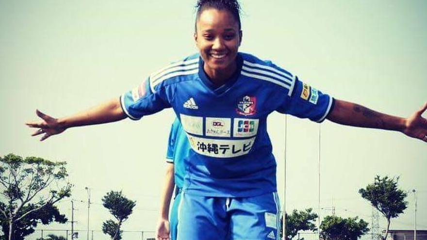 Jujuba llega procedente de la liga japonesa