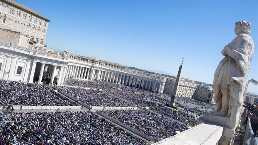 El Papa dice que Jesús está presente en quien sufre por la guerra y el terrorismo
