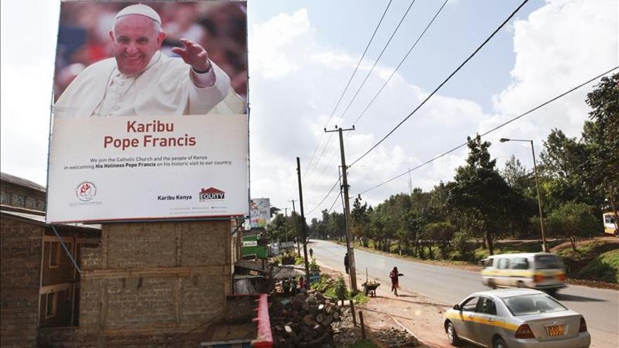 El Vaticano confirma todas las etapas del viaje del papa Francisco a África