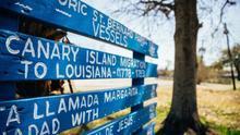 Imagen de la exposición 'Isleños de Luisiana' / Ayuntamiento de Arona