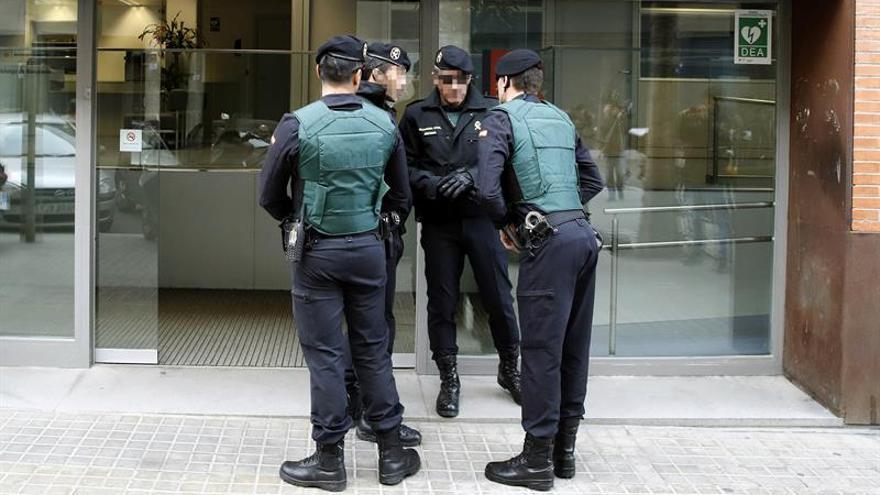 Cambra, Vives y Sánchez, detenidos por la presunta financiación ilegal de CDC