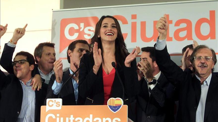 Ciutadans se consolida en área metropolitana y gana en Hospitalet y Sant Boi