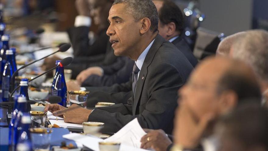 Obama dice que no hay suficiente información sobre la eficacia del tratamiento del ébola