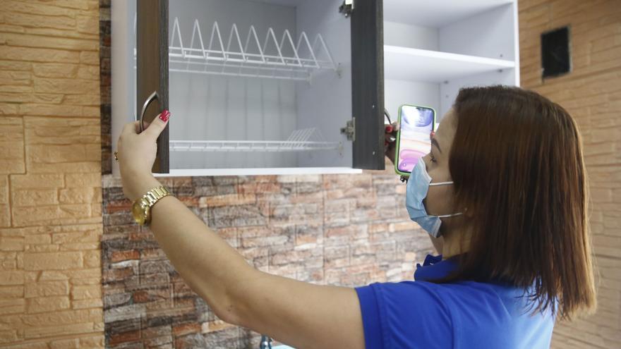 Colombiana supera las barreras laborales con su empresa de diseño arquitectónico