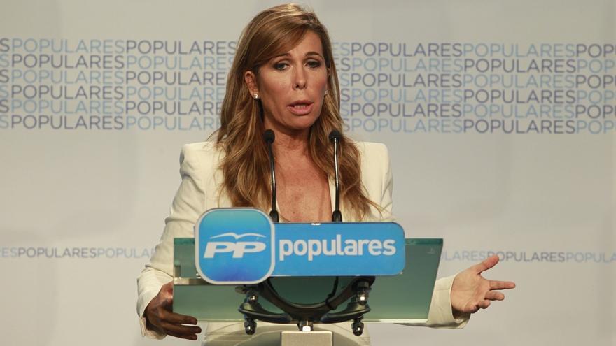 Sánchez-Camacho asegura que será la cabeza de lista del PP si se convocan elecciones catalanas