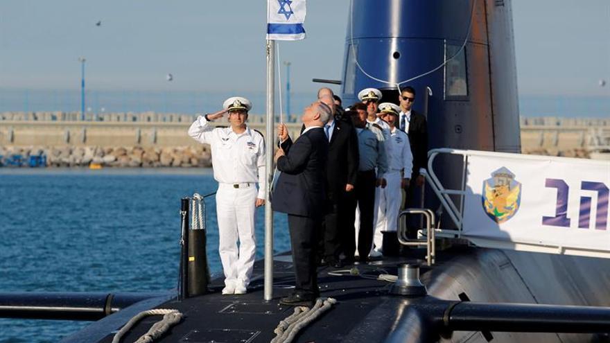 Israel compra sus submarinos a una empresa germana con inversión iraní