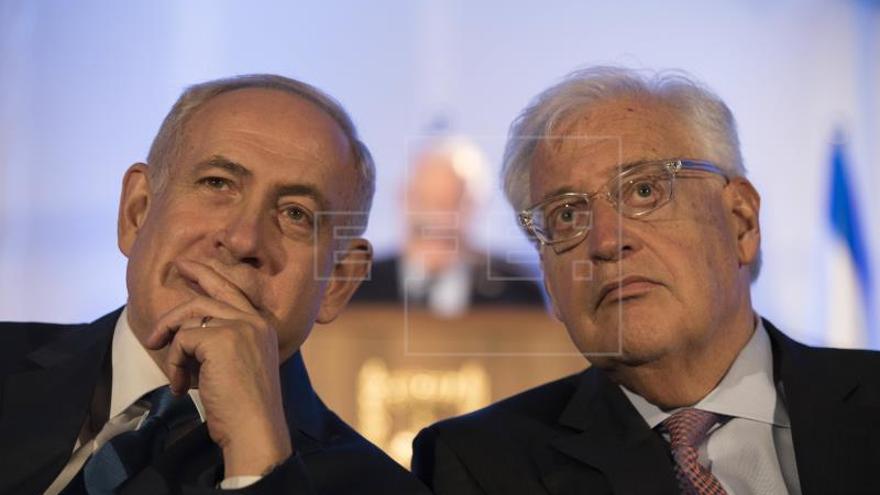 El embajador de EE.UU. en Israel carga contra Haaretz por un artículo