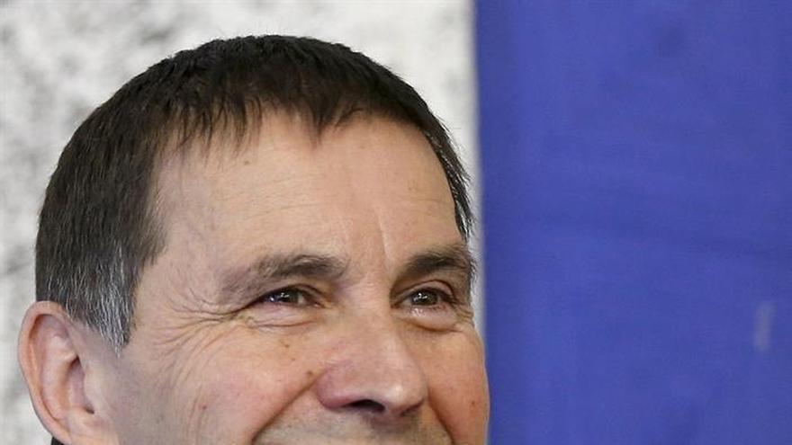 """Otegi percibe un """"enorme retroceso"""" de la """"conciencia nacional"""" vasca"""
