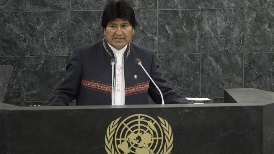 Bolivia asume la presidencia del Grupo de los 77