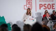 El PSOE andaluz se plantea el relevo de Susana Díaz tras perder por primera vez la Junta