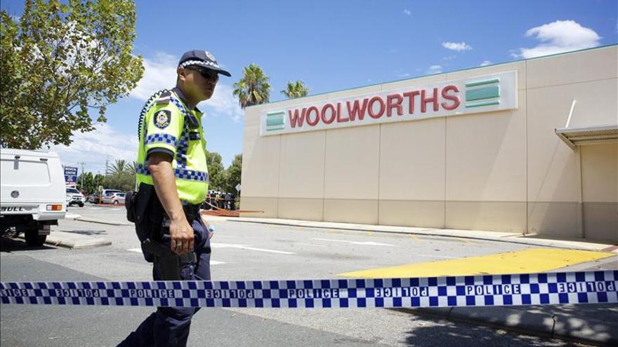Dos muertos y dos heridos graves por una explosión en Australia