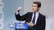 Pablo Casado aprobó de golpe media carrera el mismo año en que se convirtió en diputado autonómico