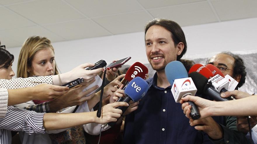 """Pablo Iglesias, """"orgulloso"""" del candidato de Jaén condenado por agresión a un cargo socialista"""