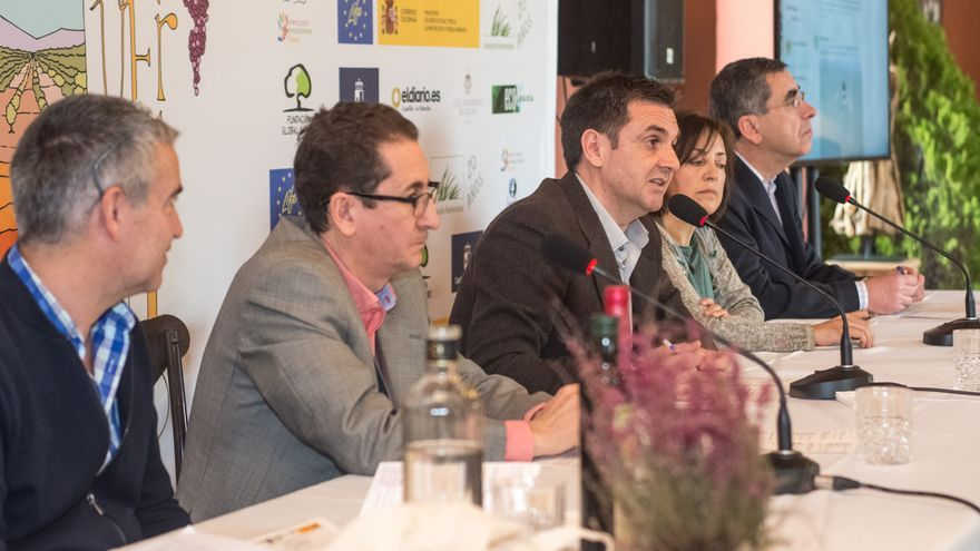 Viticultura y biodiversidad, temas abordados en la Jornada VinoDiversidad celebrada en Toledo