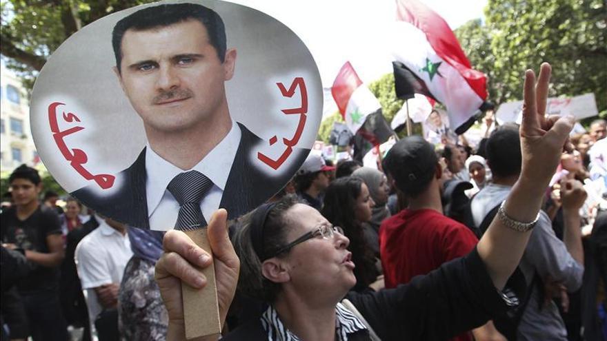 """Al Asad confía en que vencerá """"muy pronto"""" en Siria"""