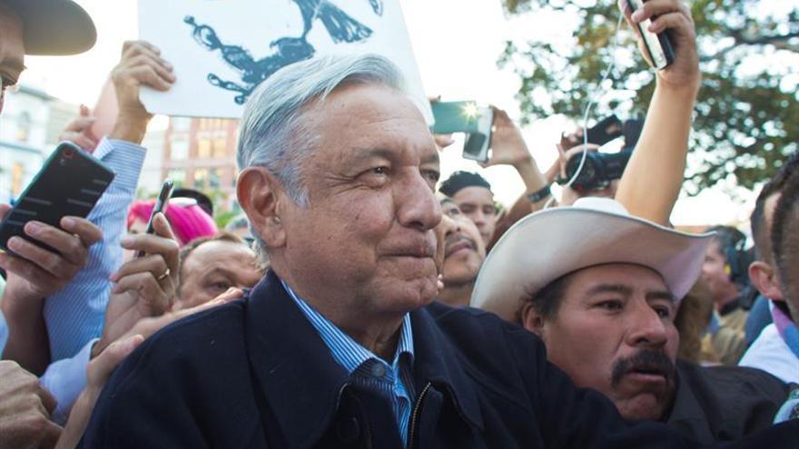 López Obrador denunciará en la CIDH la situación de los migrantes mexicanos
