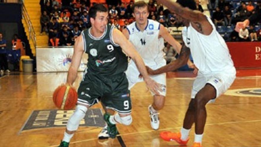 Toolson tendrá complicado llegar a tiempo al debut ACB. (cbgrancanaria.net)