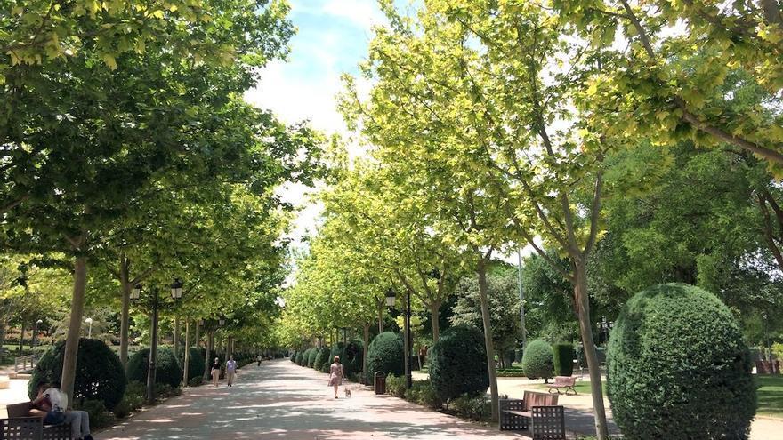 Parque Gasset de Ciudad Real