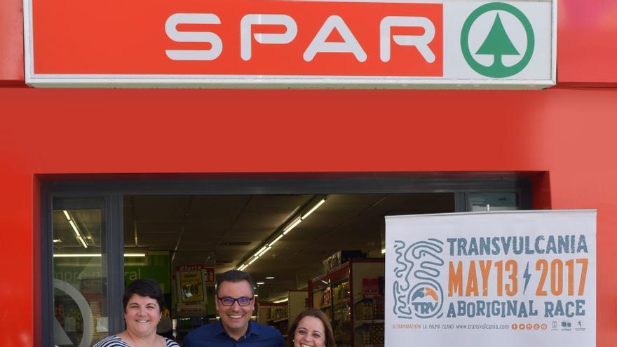 Spar renueva el compromiso con Transvulcania.