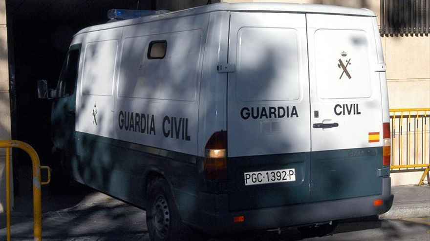 La Guardia Civil inicia una operación antiyihadista en Gran Canaria