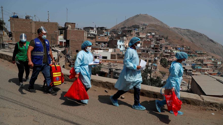 Perú aprueba su protocolo para inmunizar a los menores entre 12 y 17 años