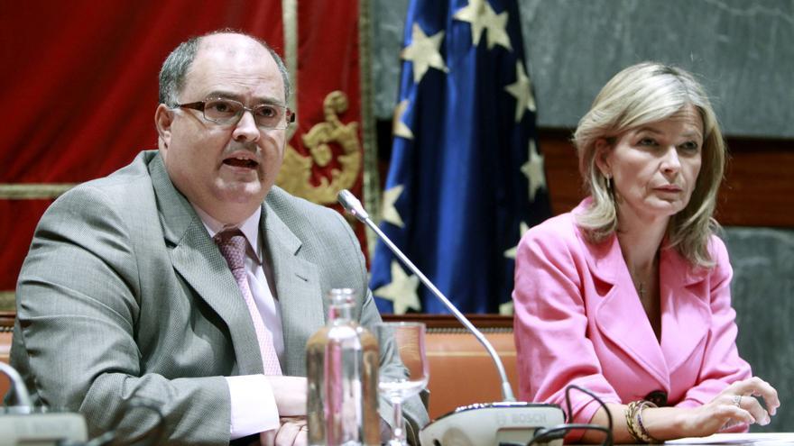CGPJ dice que la Constitución sólo otorga al Gobierno central la facultad de referéndum