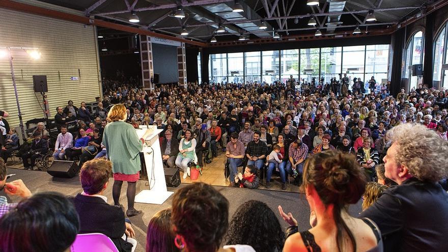 """Colau pide a ERC y PSC """"que dejen la batalla partidista y que piensen con altura de miras"""""""