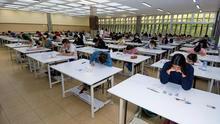 Más de 11.000 estudiantes inician este miércoles la EBAU en Canarias