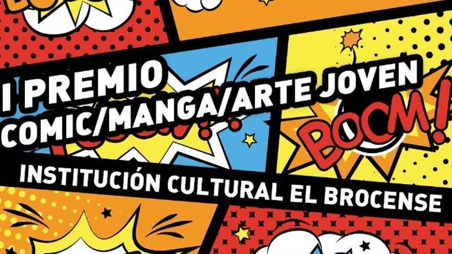 La Institución Cultural El Brocense convoca el I Premio Cómic/Manga/Arte joven 2016
