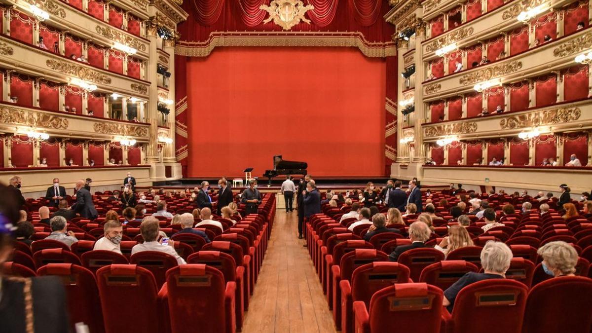 La Scala de Milán tras su reapertura