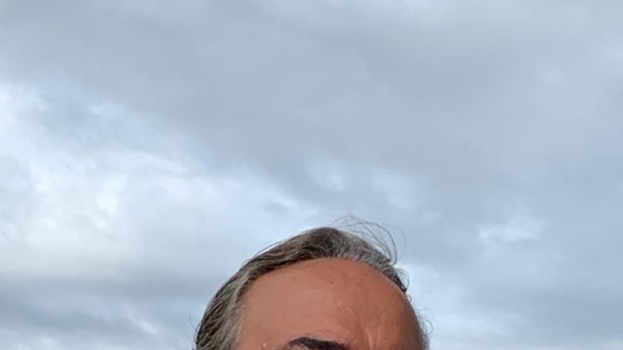 L'escriptor Guillermo Colomer.
