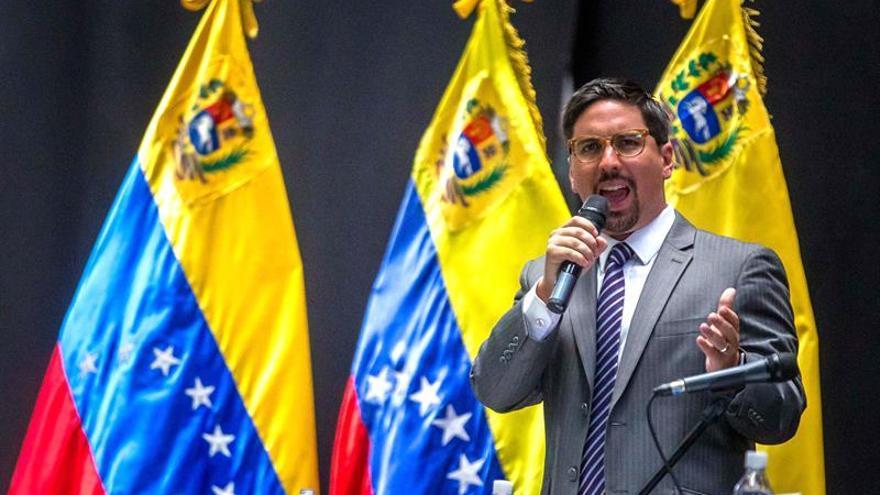 """La oposición venezolana iniciará una """"nueva etapa"""" de presión contra el Gobierno"""