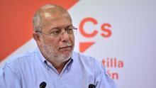 Francisco Igea liderará las negociaciones de Ciudadanos en Castilla y León