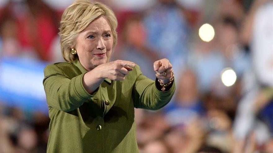 La huella femenina en las convenciones demócratas, el camino antes de Clinton