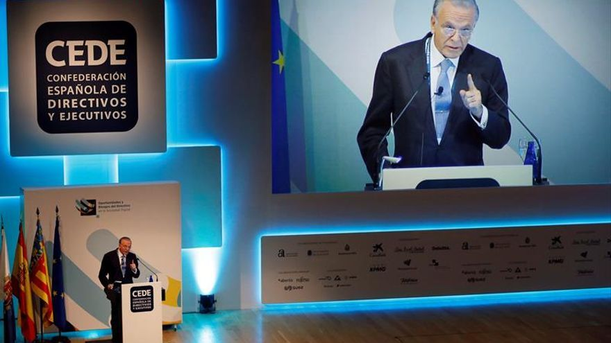 """Fainé aboga por un crecimiento económico """"inclusivo"""", además de sostenible"""