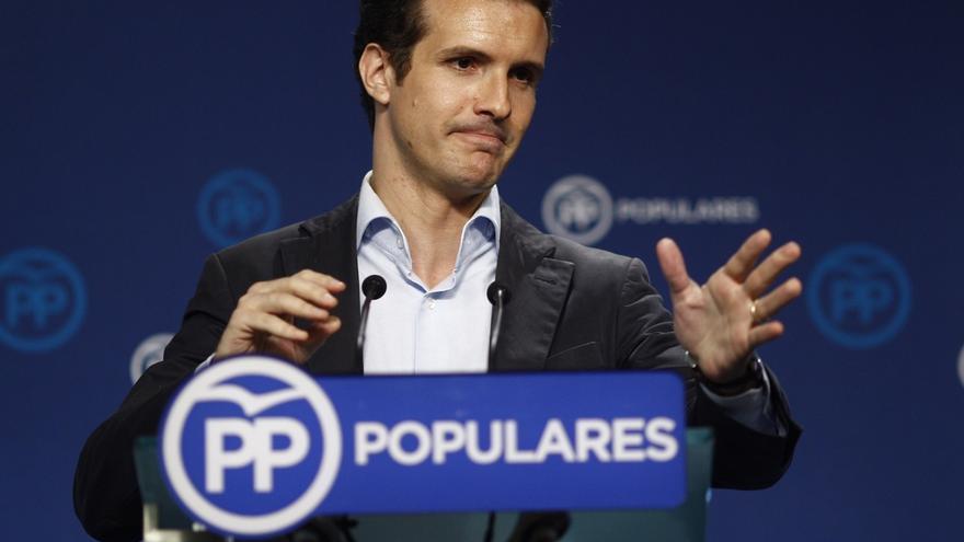 """El PP sufre un batacazo pero 'Génova' pone el acento en que los separatistas han """"fracasado"""""""
