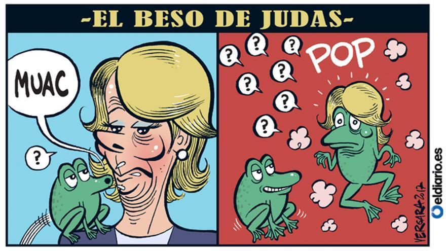 Granados señala a Aguirre