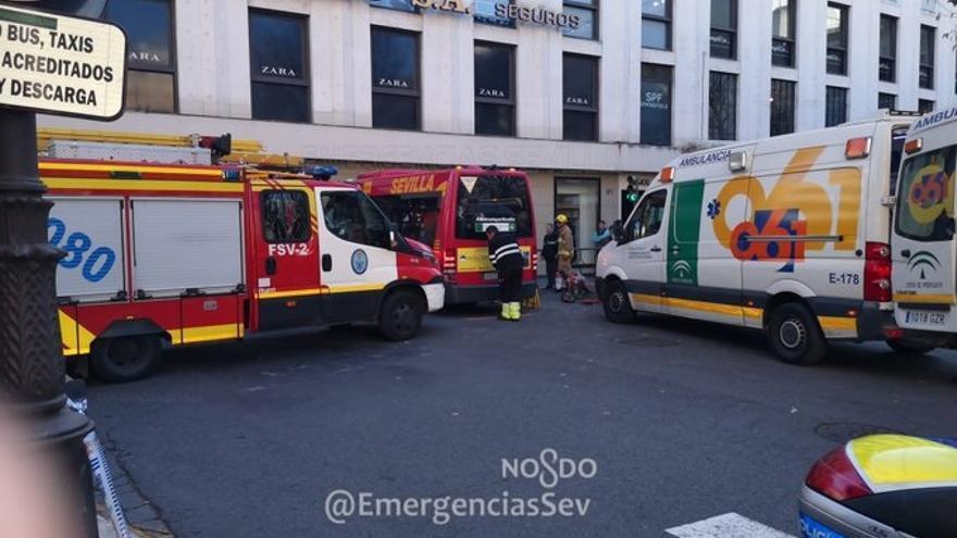 El Ayuntamiento de Sevilla pedirá auditoría externa para esclarecer los dos accidentes en la línea C ...